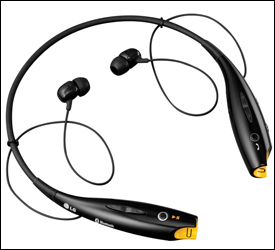 Ecouteurs LG HBS 700 Bluetooth