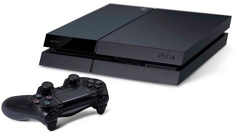 PS4 et écouteurs sans fils