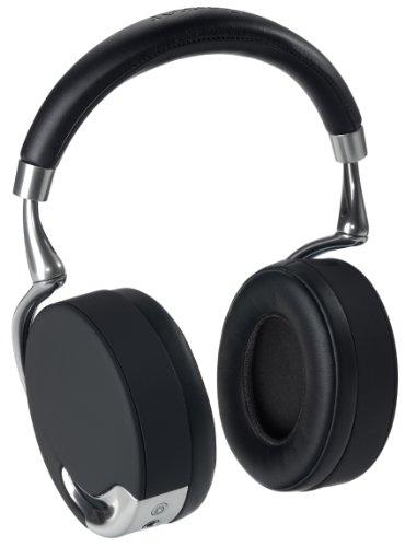 Parrot-Zik-by-Starck-Casque-Audio-avec-Bluetooth-NoirArgent-0