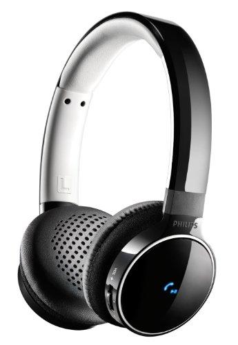 Philips-SHB9150BK00-Casque-audio-stro-sans-fil-Bluetooth-NFC-avec-micro-Noir-0